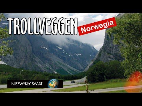 Niezwykly Swiat - Norwegia - Trollveggen