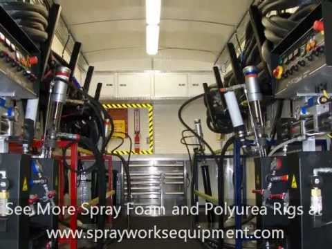 Spray Foam Rigs