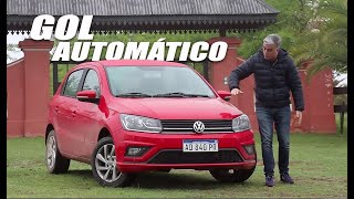 VW Gol Trend Automático - Test - Matías Antico - TN Autos