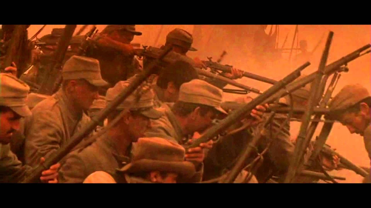 cold mountain battle of the crater seige of petersburg hd youtube