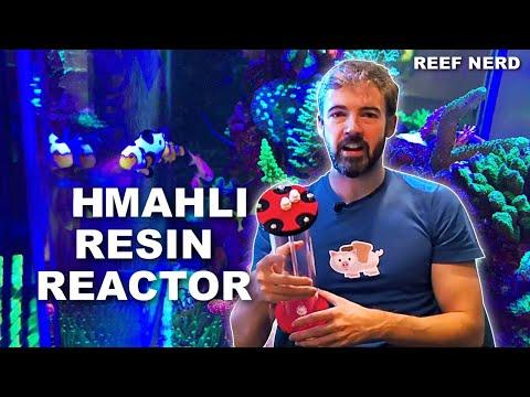 Review - Hmahli Resin Reactors and Blue Life Media