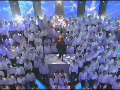 Peter Kingsbery  500 choristes 18 nov 2006