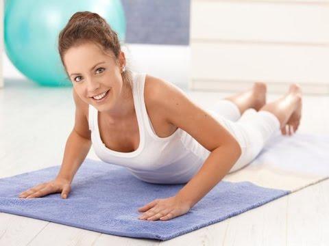 Упражнения для похудения после 40