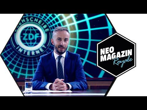 Drehscheibe Internet: Instagram-Newcomer des Monats | NEO MAGAZIN ROYALE mit Jan Böhmermann - ZDFneo