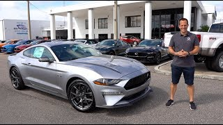 Is the 2020 Ford Mustang EcoBoost High Performance Package as GOOD as a GT?