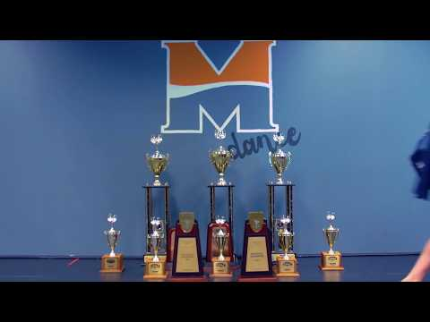 "Midland University Warrior Wildfire Dance Team   \""Success Happens Here\"""