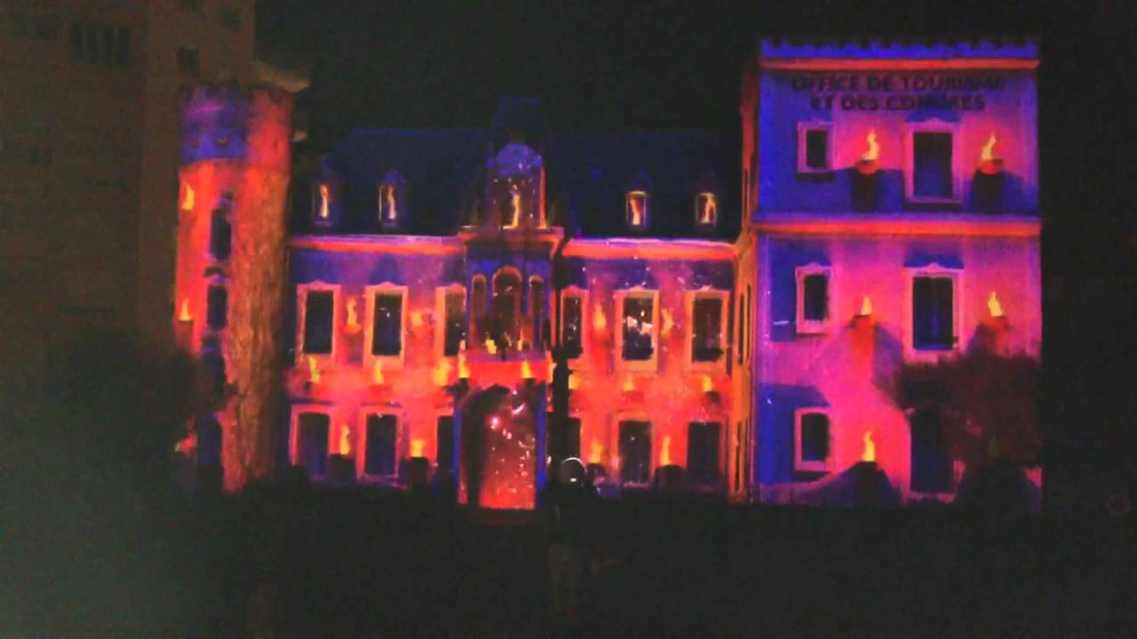 Illuminations office du tourisme biarritz 2013 youtube - Office du tourisme biarritz horaires ...