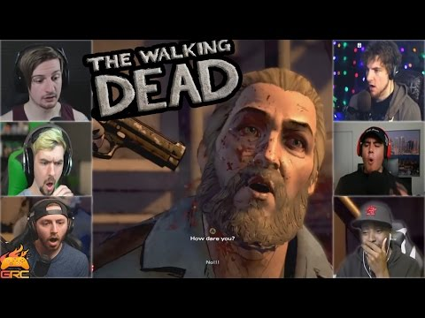 Gamers Reactions to the Betrayal (Tripp or Ava) (Part 1) | The Walking Dead - A New Frontier