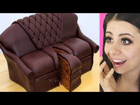 The Most Amazing Cakes Ever Made Compilation !