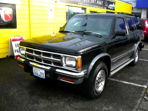 Hqdefault on 1993 Chevrolet Blazer