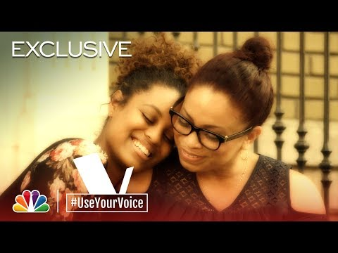 The Voice 2018 - Johnny Bliss and Spensha Baker (#UseYourVoice)