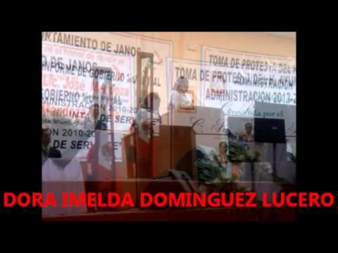 DORA IMELDA DOMINGUEZ LUCERO 09/OCTUBRE/2013