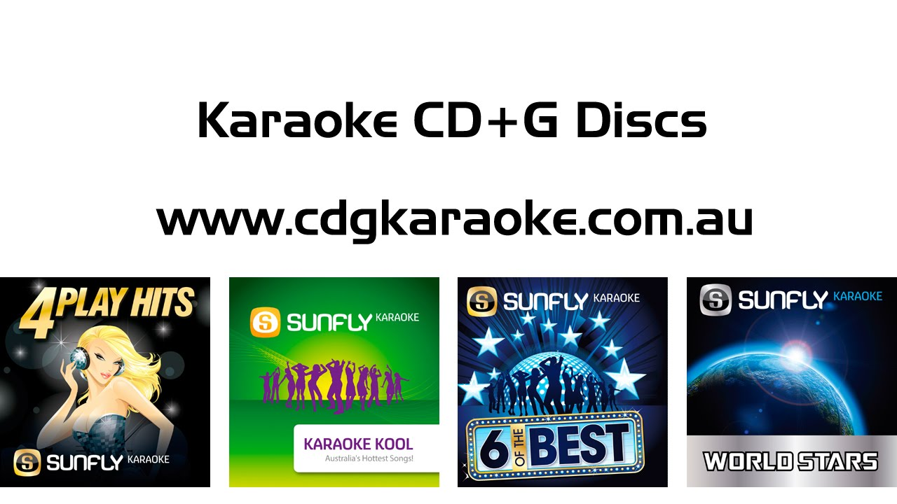 Karaoke Cd Cdg Cdg Discs For Your Kmart Big W Target Or Toysrus