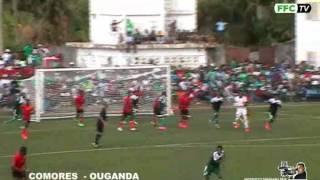 COMORES VS OUGANDA