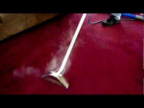 Blue Baron Truckmount Carpet Cleaning Machine Patented Axis Point Heat Exchanger Technology