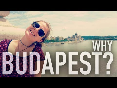 Why we chose to LIVE IN BUDAPEST (+Sunday markets & Beer gardens)
