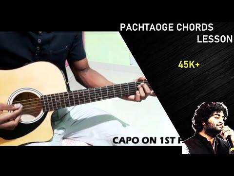 pachtaoge-guitar-chords-lesson-|-arijit-singh-sir-|-vicky-kaushal-|-nora-fatehi-|-b-praak-|-jaani-|