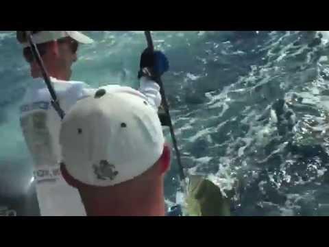 Offshore Office - Fishing for Mahi Mahi at The Outcrops - May 14, 2011
