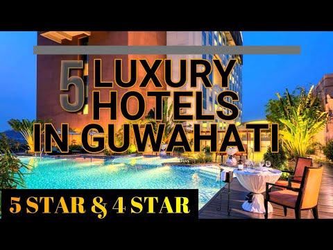 5 Luxury Hotels In Guwahati !! 5tar & 4 Star Hotel In Guwahati !! Assam!!