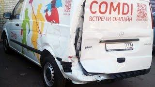mercedes vito. ремонтик без разборок. кузовные работы в Москве.(, 2015-02-11T17:20:11.000Z)