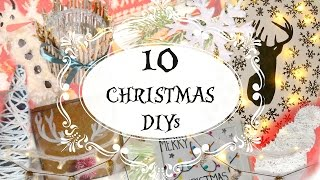 10 Diy Holiday Room Decor Ideas + Last Minute Gifts For Friends || Adela