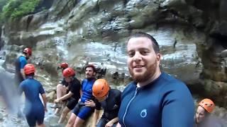 Canyoning alle Gole del Raganello (Civita)