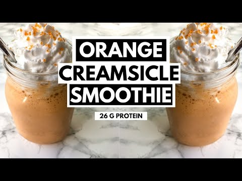 orange-creamsicle-smoothie-|-high-protein-recipes