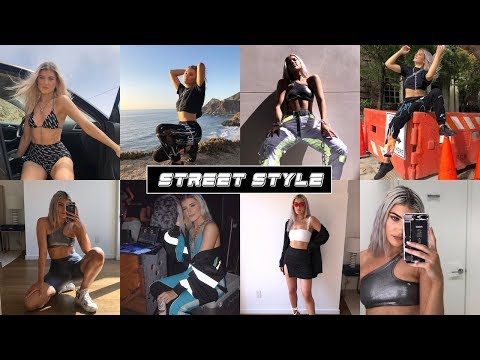 How To: STREET STYLE // Haul, Outfits + More