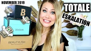 Totale Eskalation 🙊 Luxus Beauty Haul November 2019 | Sephora, Beauty Bay, Douglas & Beautylish