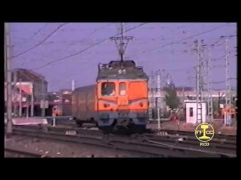 Unidades y Automotores 2ª  Renfe en los años 80