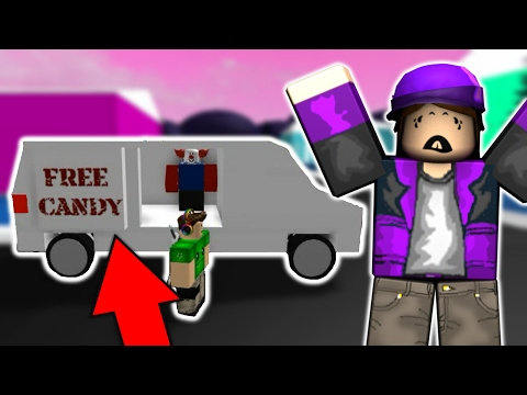 FREE CANDY!   ROBLOX   Trying To Get BANNED Challenge   KILLER CLOWNS & MORE