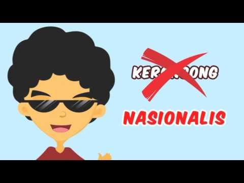 Motion Graphic Sejarah dan perkembangan musik Keroncong di Indonesia Direct by Raden Tannya Madrim