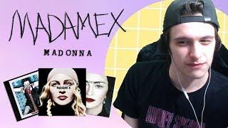Baixar Madonna - Madame X (DELUXE ALBUM REACTION)