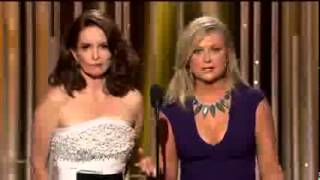 2015 Golden Globes   Tina Fey and Amy Poehler (sub en español)