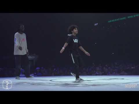Hip hop Best 16 - Juste Debout 2019 - Kefton & Bouboo vs Djamal & Franky Dee