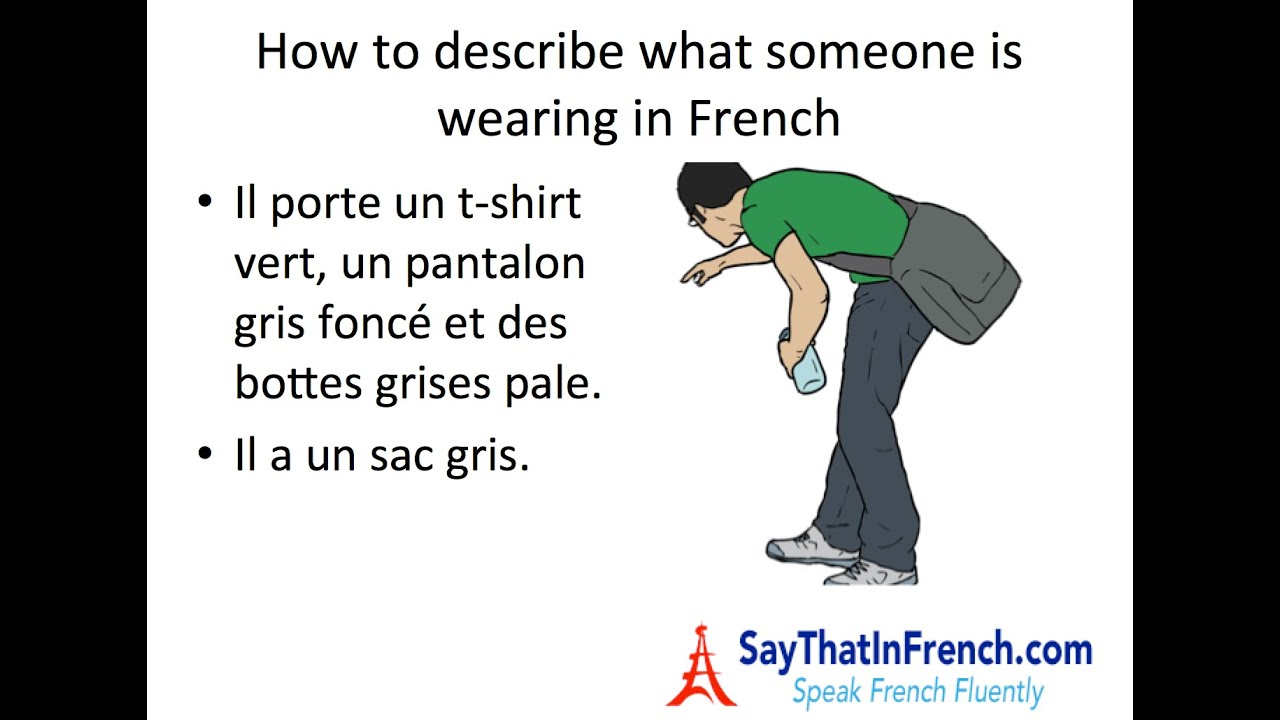 Please check and correct these french sentences?