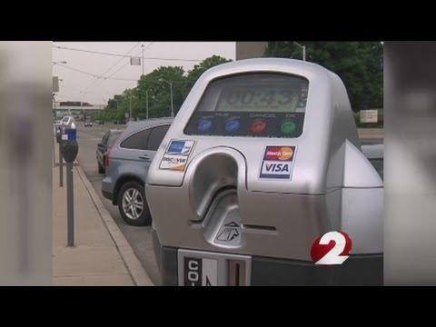 Dayton to install credit card parking meters