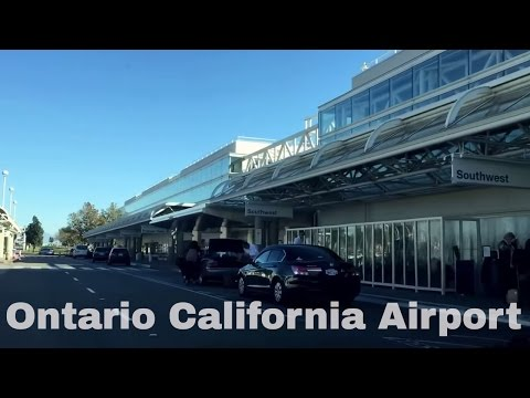 Ontario (ONT) California Airport Driving directions 21 Minutes