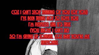 GUY SEBASTIAN Kryptonite lyrics