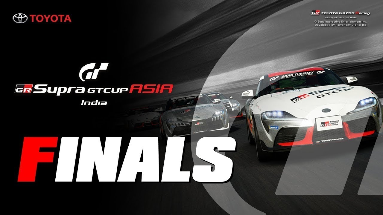 Toyota GR Supra GT Cup Asia India - Final Round