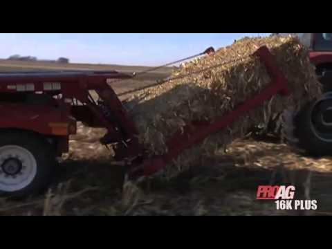 ProAG 16K PLUS - Corn Stalk Bales