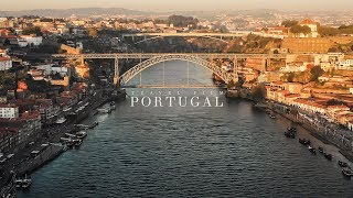 PORTUGAL TRAVEL FILM | DJI MAVIC 2 PRO - Ronin-S - Sony A7 III