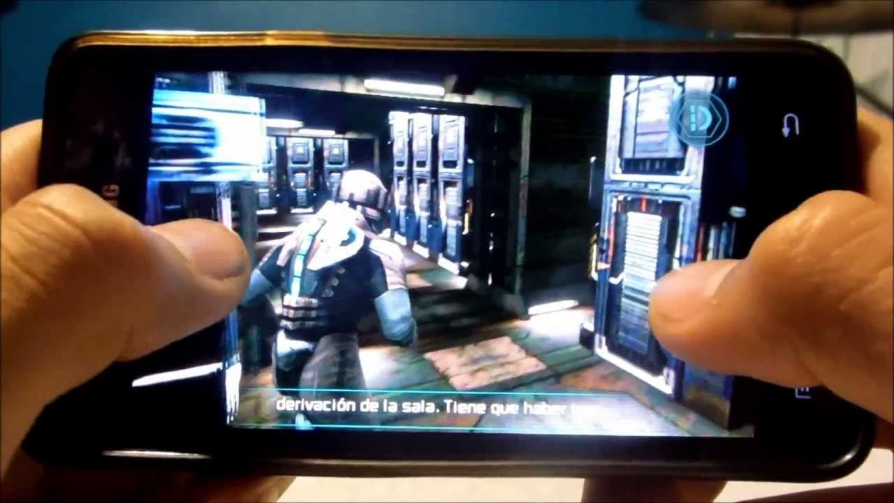 Игра Dead Space для Android - YouTube