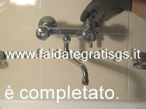 Come installare una presa dacqua per la lavatrice o per