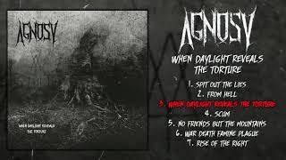 Agnosy - When Daylight Reveals The Torture LP FULL ALBUM (2019 - Crust Punk)