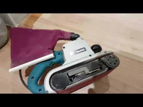 Makita 9403 Belt Sander Review