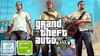 asus x541UJ Gaming review  GTA 5 gameplay on i3 6006u nvidia 920 m gaming performance