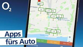 Apps fürs Auto - Praktische Gadgets für lange Autofahrten