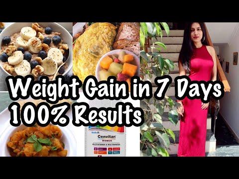 Weight Gain Diet Plan | How To Gain Weight | My Breakfast Routine Ft. Healthvit Multivitamins