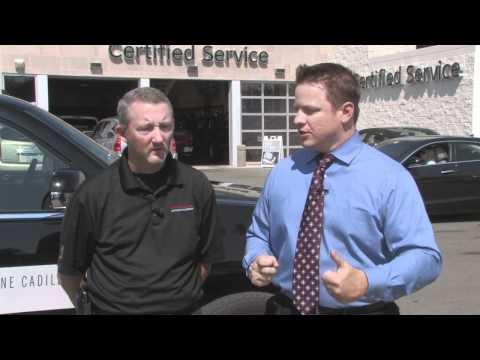 LaFontaine Cadillac Buick GMC - GM 24/7 Roadside Assistance